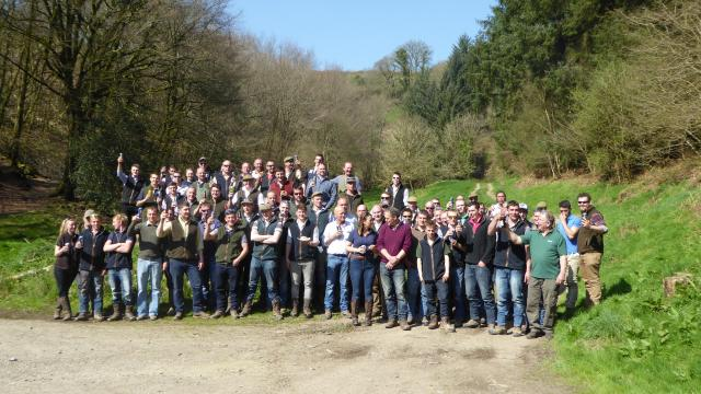 Exmoor Keepers Challenge hailed a great success image